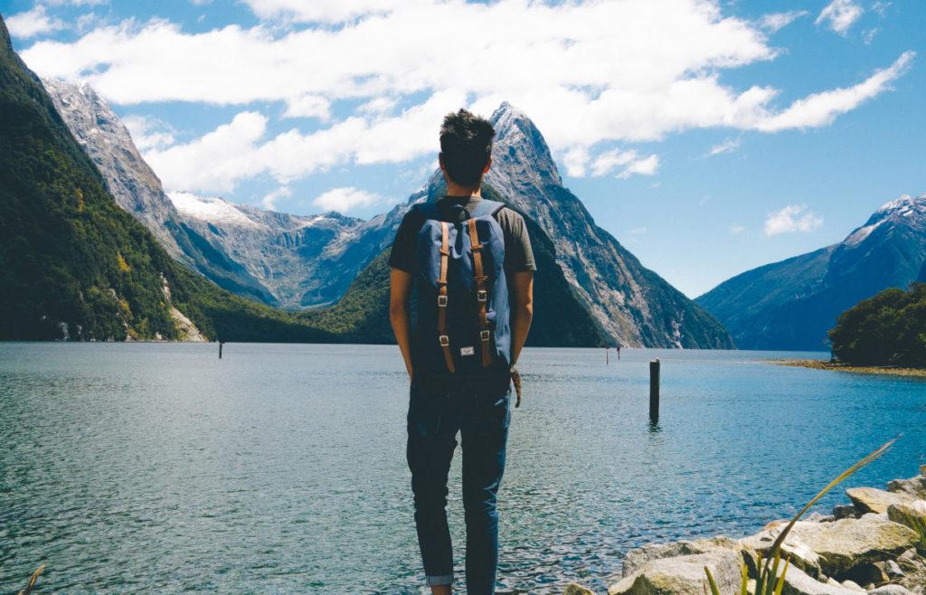 Viaggiare con lo zaino