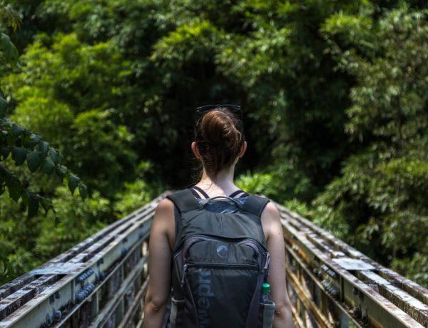 zaino da trekking per donna