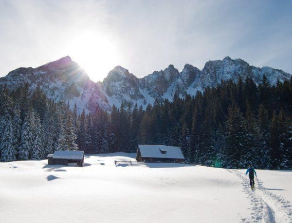 zaino per sci alpinismo