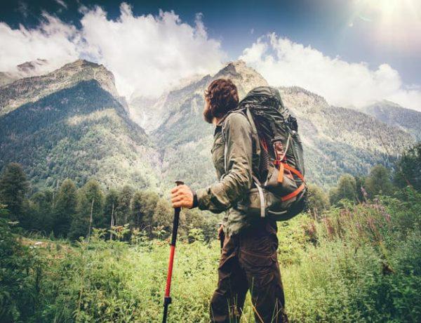 zaino da trekking