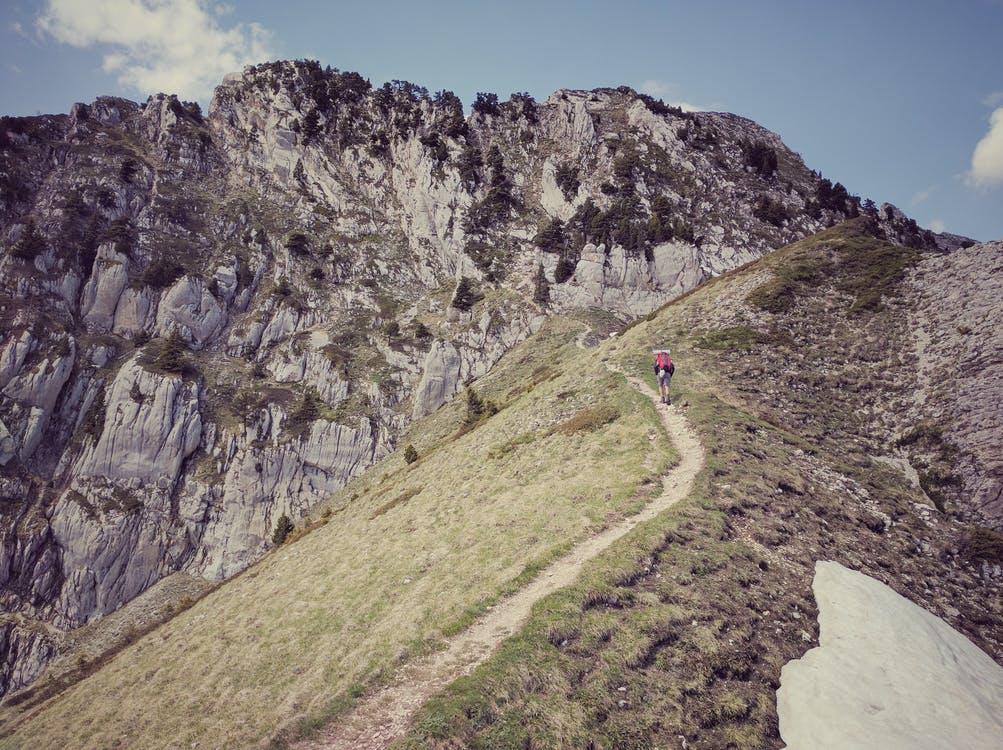 zaino da trail running