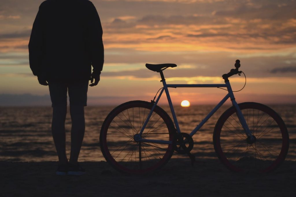 Zaino per bici
