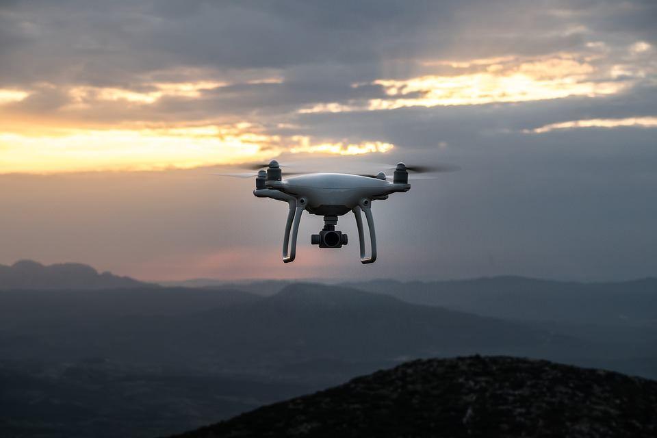 droni da viaggio