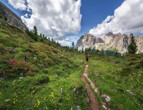 trekking in trentino