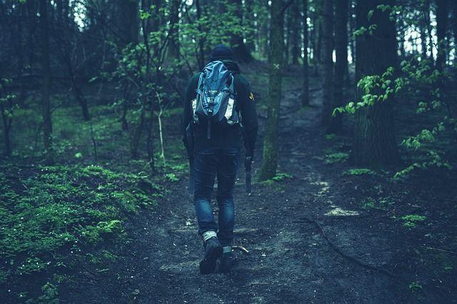 zaini da trekking