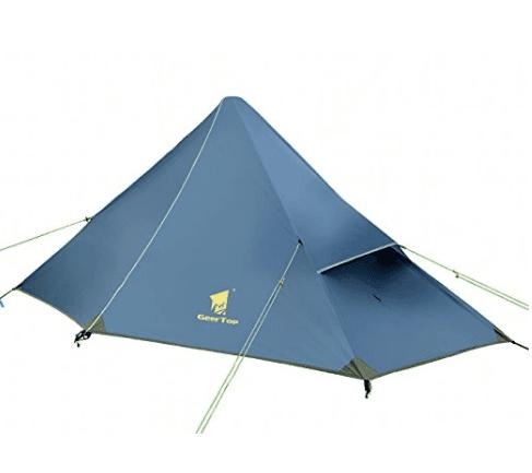 tenda da viaggio