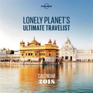 calendario lonely planet