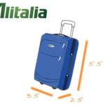 Bagaglio a Mano Alitalia: 3 Modelli Ideali