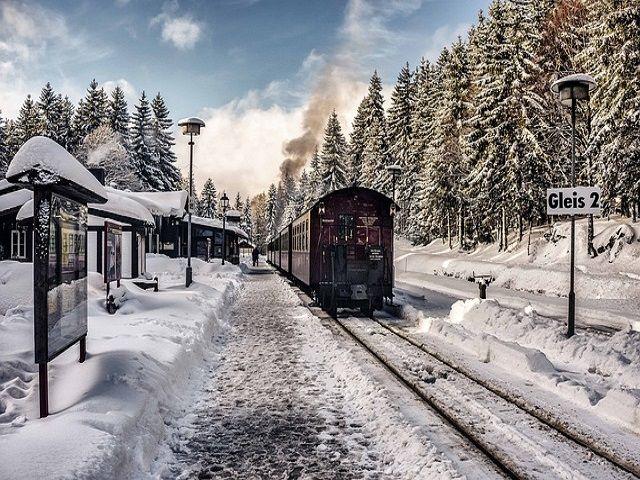 viaggiare in inverno