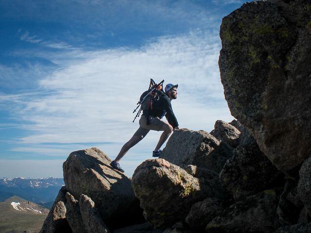 zaino da arrampicata