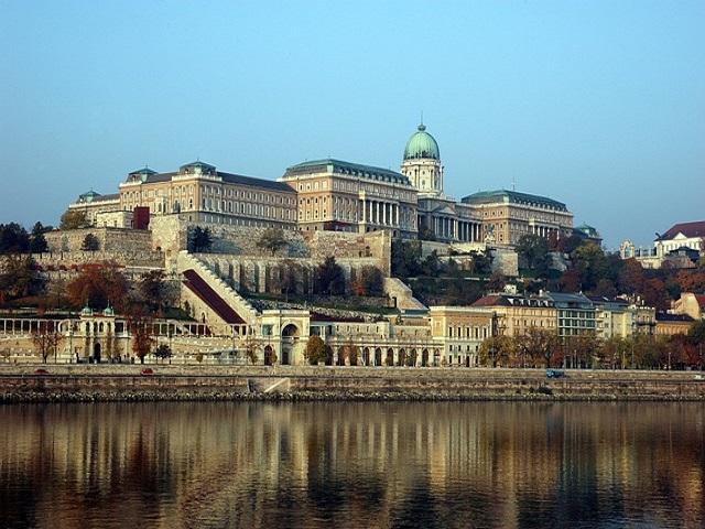 Budapest sul fiume