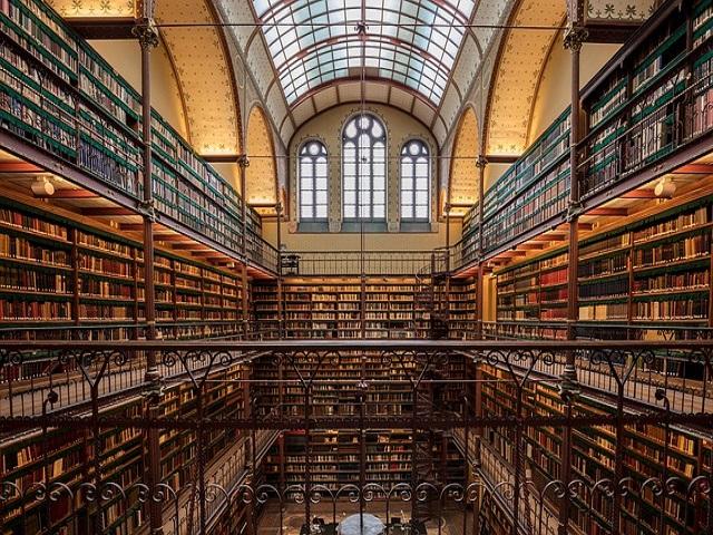 Museo Rijks di Amsterdam