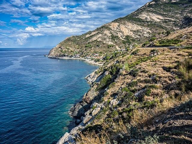 costa Isola d'Elba