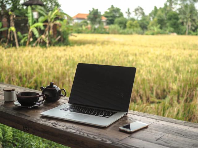 lavorare e viaggiare