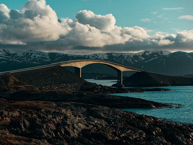 atlantic road norvegia