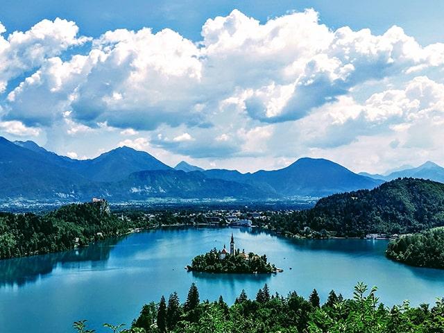 slovenia viaggi on the road