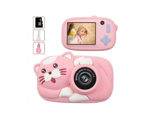 macchina fotografica regali per bambini viaggiatori