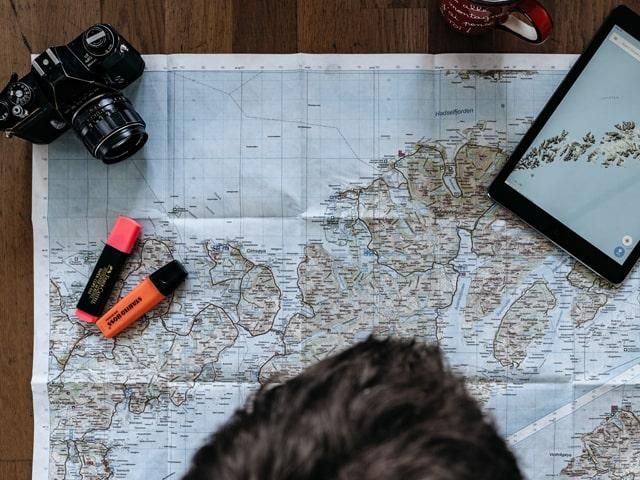 identifica l'itinerario