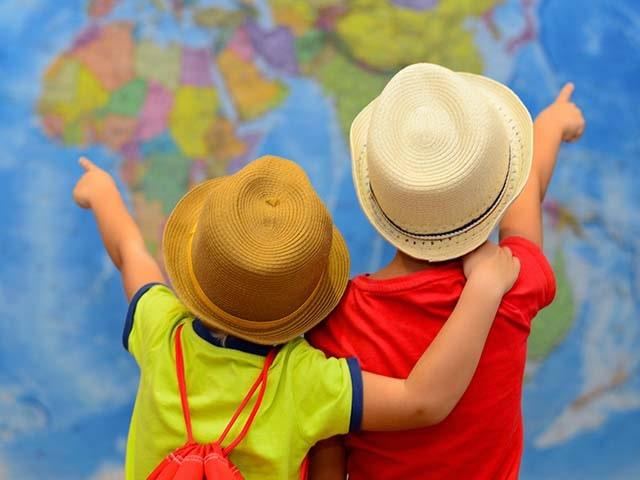 regali per bambini viaggiatori